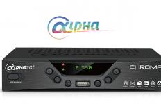 Atualização Alphasat Chroma HD V.9.05.02.S29 Ativo em SKS 58W