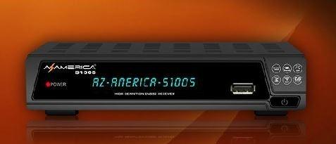 Atualização Azamerica S1005 HD Recuperando sistema IKS