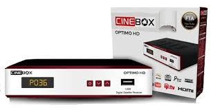 CINEBOX OPTIMUS