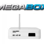 Atualização Megabox MG3W