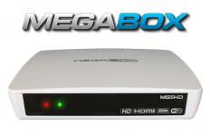 Atualização Megabox MG5 HD