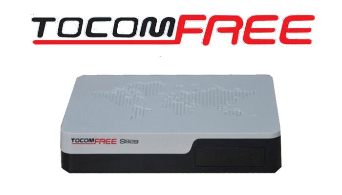 Atualização Tocomfree S929 HD