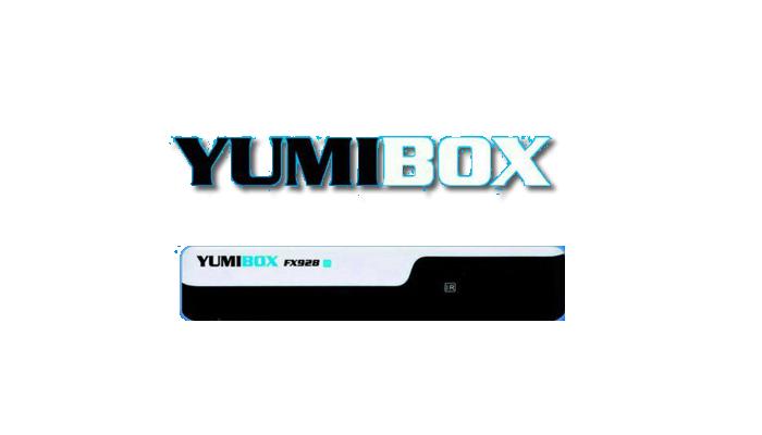Atualização Yumibox FX928 HD V1.45 Volta dos canais HD