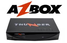 Atualização Azbox Thunder HD
