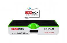 Atualização Cinebox Fantasia X HD