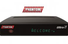 Atualização Phantom Ultra 5 HD