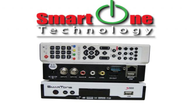 Atualização Receptor Smartone S500 - Versão:2.25