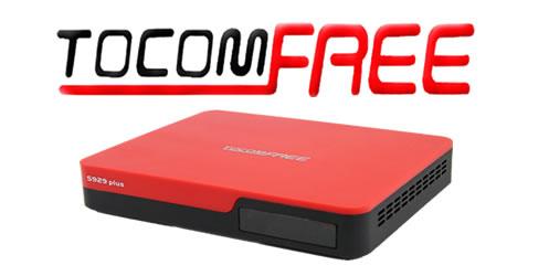 Atualização Tocomfree S929 Plus