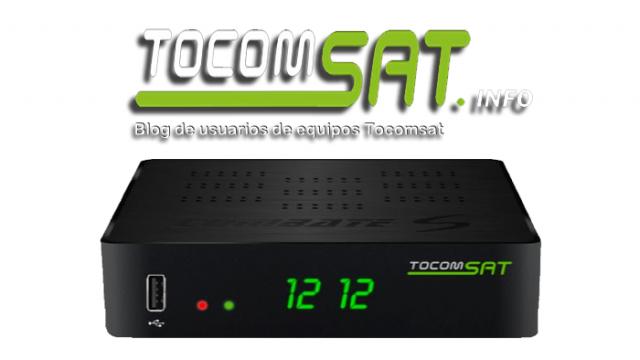 Atualização Tocomsat Combate S