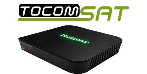Atualização Tocomsat Phoenix Vip HD V1.032 Correção de IKS