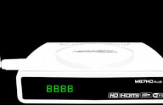 Atualização Megabox MG7 HD Plus