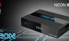 Atualização Neonsat Colors Tron HD