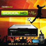 Atualização Tocombox Goool HD Plus V2.040 Ativando Vod