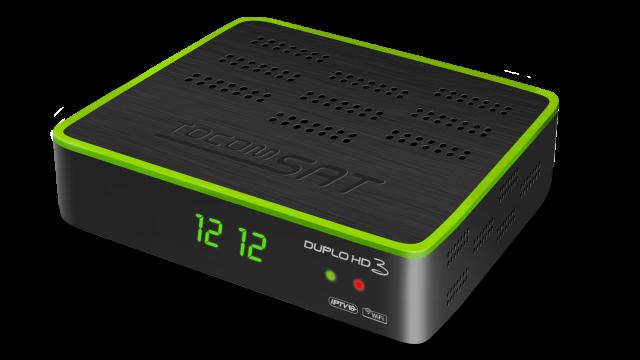 Atualização Tocomsat Duplo HD 3