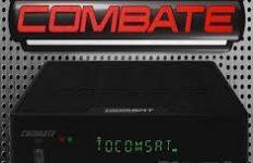 Atualização Tocomsat Combate HD