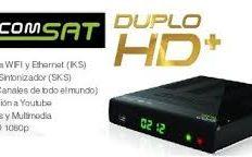 Atualização Tocomsat Duplo HD + Plus