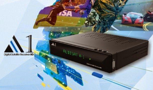Atualização Audisat A1 HD