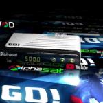 Atualização Alphasat Go! HD