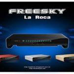 Atualização Freesky La Roca HD