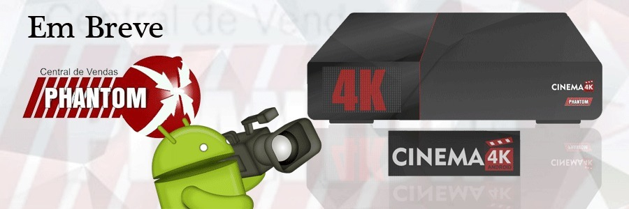 Baixar Atualização Phantom Cinema 4K
