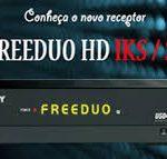 Atualização Freesky Freeduo HD