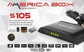 Atualização America Box S105 HD