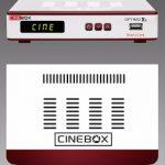 Atualização Cinebox Optimo X2 HD ACM