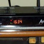 Atualização Cristor Atlas HD 200