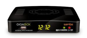 Atualização Gigabox Samba HD