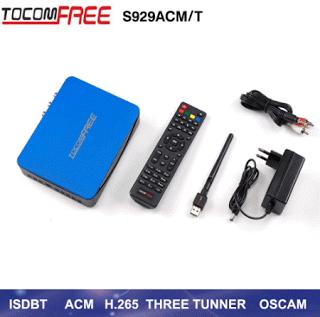 Lançamento Tocomfree S929T Triplo ACM