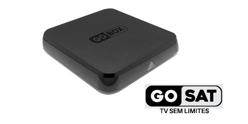 Atualização GoBox Ota Android sem Antenas Liberando HD