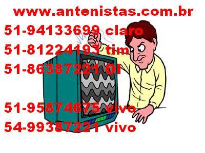 Instalador de Phantom no Rio Grande do Sul 54-99387221