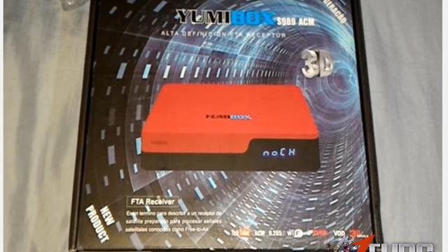 Atualização Yumibox S989 ACM HD Liberando canais em HD