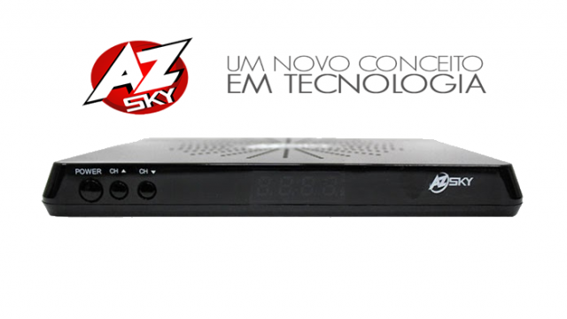 Atualização Azsky SK4 Slim V1.56 Novidade em SKS 87.2W