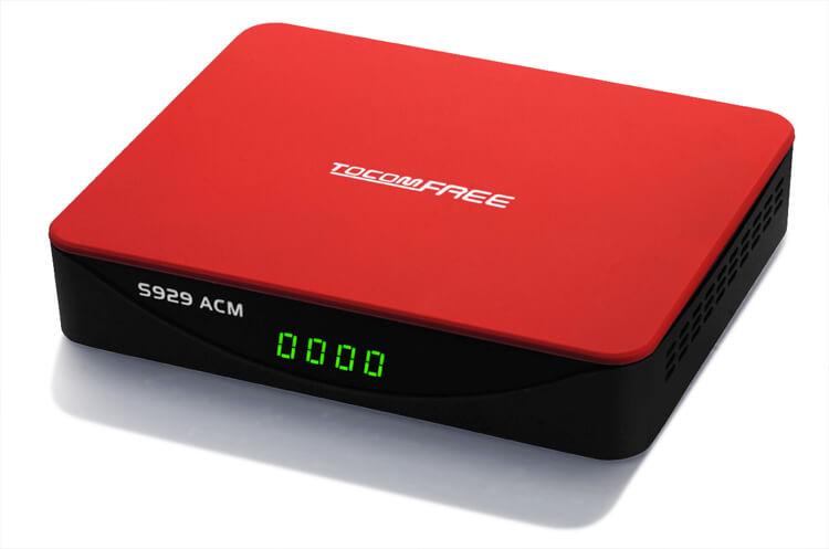 Atualização Tocomfree S929 ACM Corrigindo seu SKS
