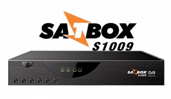 SATBOX FANTÁSTICO S1009 HD