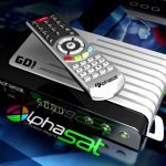 Atualização Alphasat Go! HD V1.0.9 Melhorias de SKS e IKS