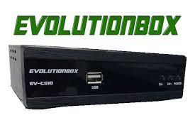 ATUALIZAÇÃO EVOLUTIONBOX EV CS10
