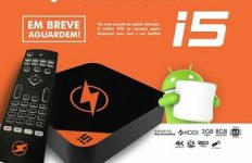Baixar Atualização Azamerica I5 IPTV