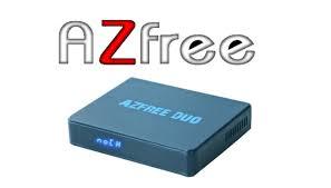 Atualização Azfree Duo HD V14/08/2017 SKS 53W On