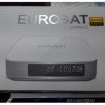 Atualização Eurosat HD V1.41 Correções de sistemas SKS e IKS