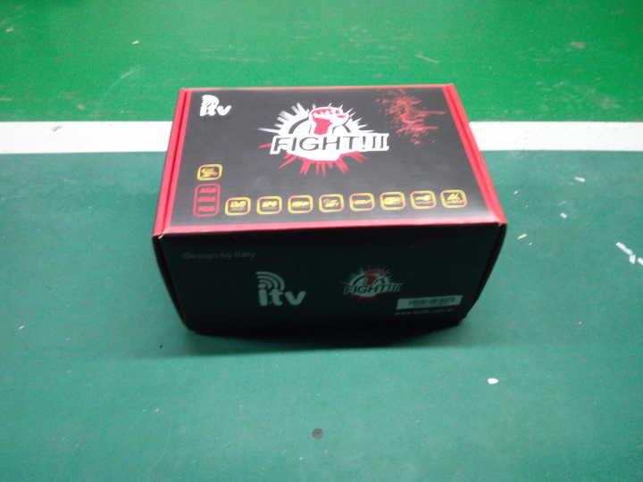 Atualização ITV Fight 2 HD V2.117 Sistema IKS Estabilizado
