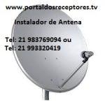 Instalador de Cinebox Azamerica em São Gonçalo 21 983769094