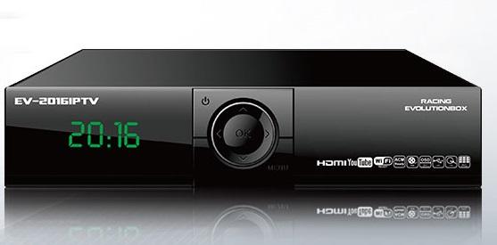 Atualização Evolutionbox EV-2016 IPTV Desbloqueio SKS e IKS