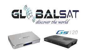 Atualização Globalsat GS120 Plus V111 – Janeiro