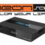 Atualização Neonsat Colors Tron HD V.F08