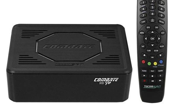 Atualização Tocomsat Combate HD Vip V01.027 SKS 58W Estabilizado
