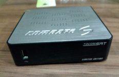 Atualização Tocomsat Combate S limited HD V01.029 SKS 58W