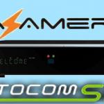 Atualização Azamerica S922 HD em Tocomsat Duo