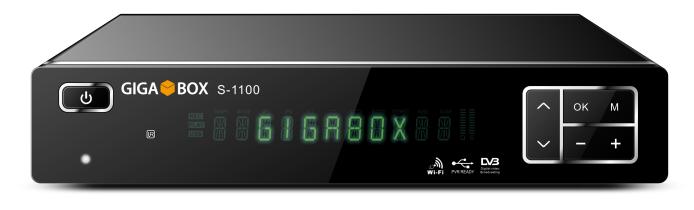 Atualização Gigabox S1100 HD V1.79 SKS e IKS Ativos